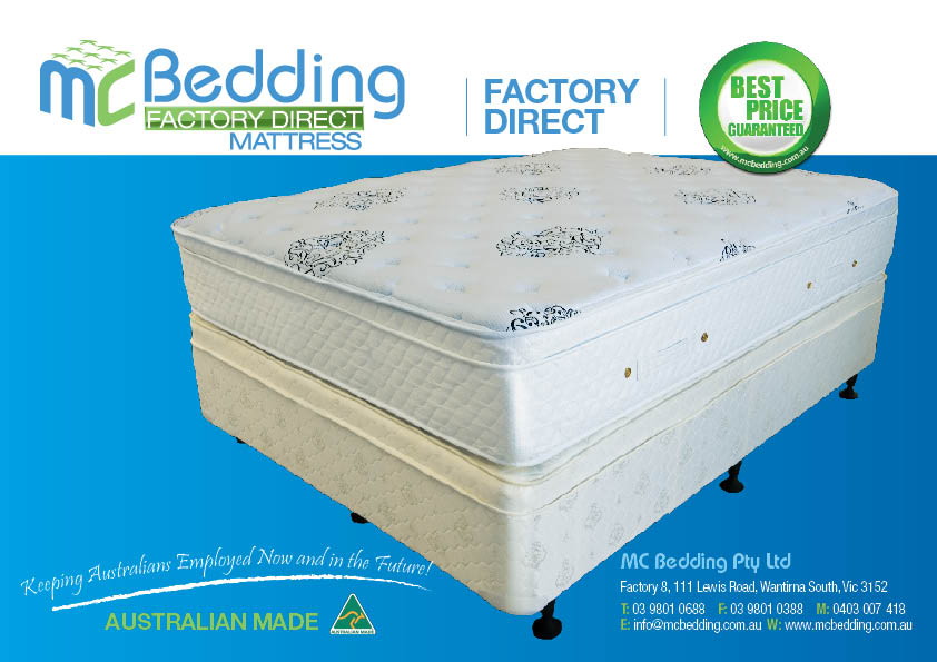 Pocket In Pocket Firm Mattress Factory Direct